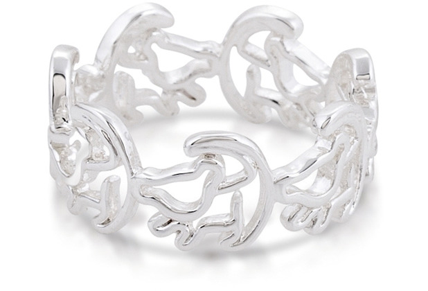"Couture Kingdom Ring Disney König der Löwen \""Simba\"" D  1,65 cm"