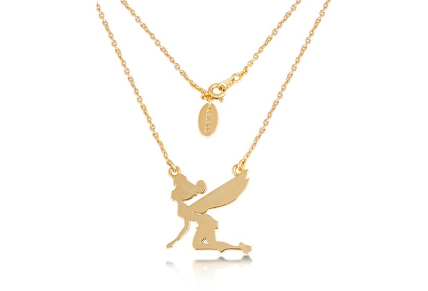 Goebel Couture Kingdom Tinker Bell Tinker Bell - Halskette Silhouette Gold