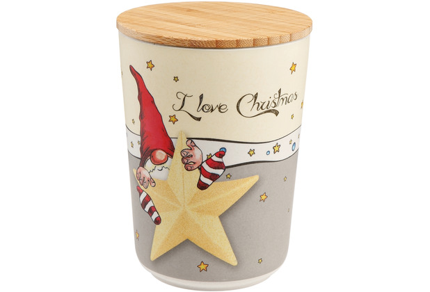 Goebel Dose I love Christmas 15,0 cm