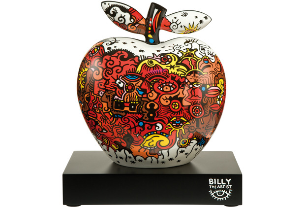 "Goebel Figur Billy The Artist - ""Celebration Sunrise\"" 28,0 cm"
