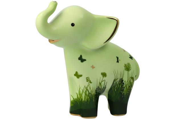 """Goebel Figur Elephant de luxe - \""""Dololo\"""" 11,0 cm"""