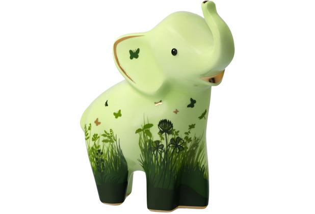 """Goebel Figur Elephant de luxe - \""""Nabulu\"""" 15,5 cm"""