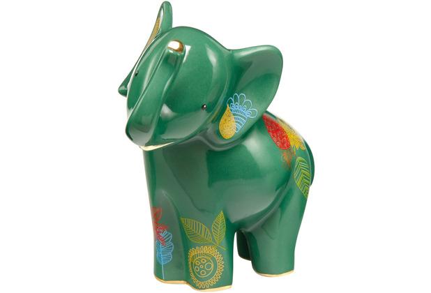 "Goebel Figur Elephant de Luxe - \""Tahri\"" 15,5 cm"