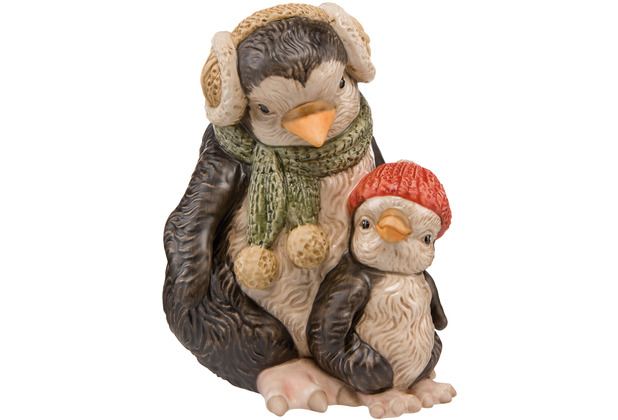 "Goebel Figur Pinguine \""Frieda und Helma\"" 13,0 cm"