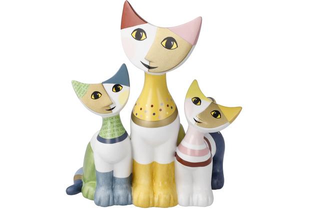 "Goebel Figur Rosina Wachtmeister - \""Famiglia felice\"" 16,0 cm"