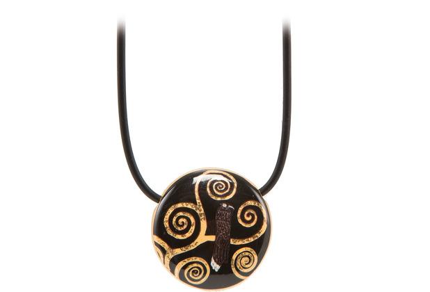 Goebel Halskette Gustav Klimt - Der Lebensbaum 54,0 cm