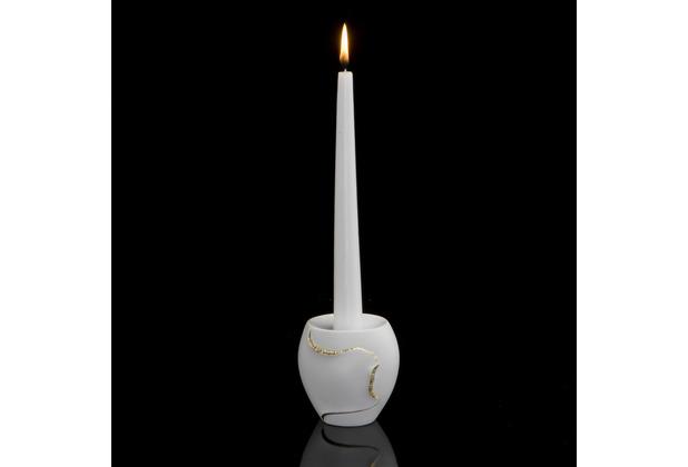 Kaiser Porzellan Kerzenhalter Montana 8,0 cm