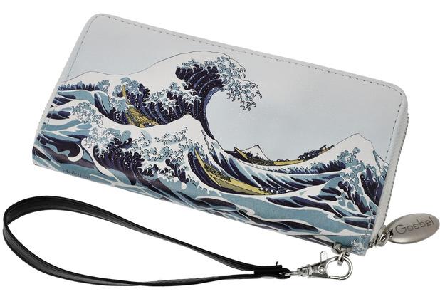 Goebel Portmonnaie Katsushika Hokusai - Die Welle 10,0 cm