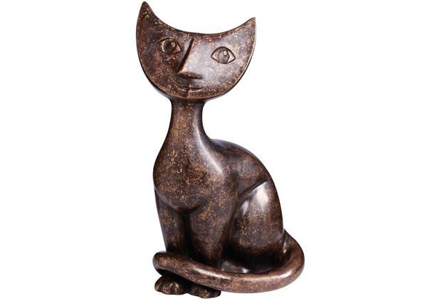 Goebel Rosina Wachtmeister Exklusiv-Editionen Giovanni - Bronzekatze