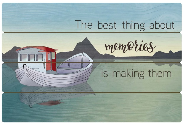 Goebel Scandic Home Scandic Home Wohnaccessoires Fishing Boat - Bild