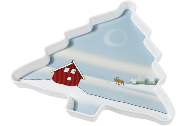 Goebel Schale Winter Dream 30 x 29 cm
