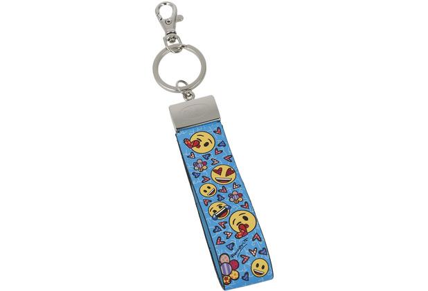 Goebel Schlüsselband Emoji® by BRITTO® - Always Happy 16,0 cm