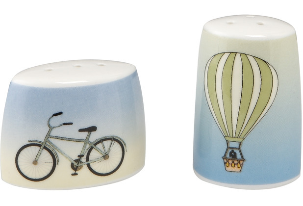 Goebel Streuer Above the clouds & Bicycle 5,0 cm