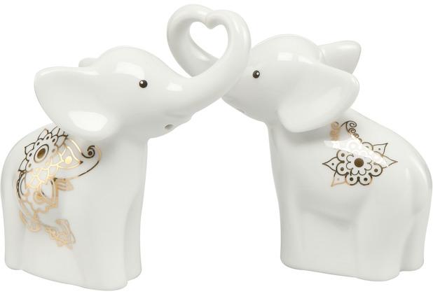 "Goebel Streuer Elephant - \""Mandala\"" 7,0 cm"