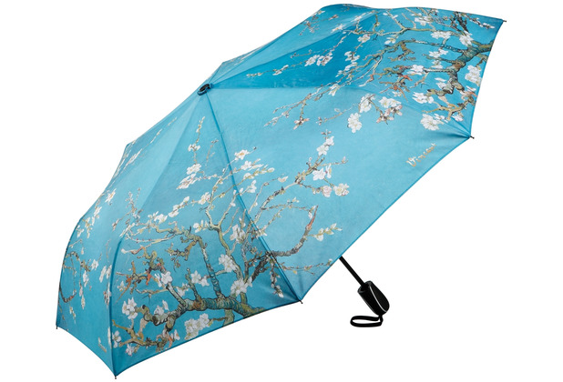 "Goebel Taschenschirm Vincent van Gogh - \""Mandelbaum blau\"" 98,0 cm"