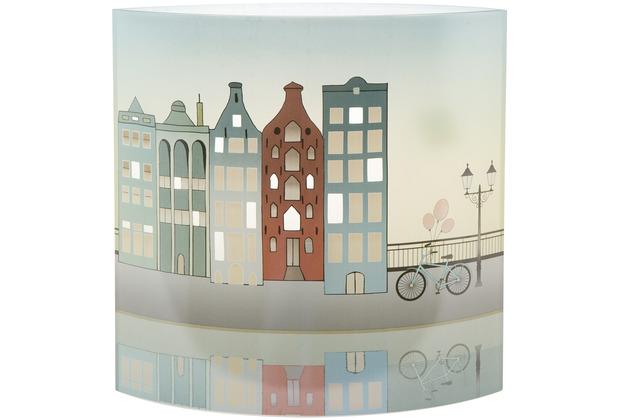 Goebel Tischlampe Downtown Riverside 25 x 25 cm