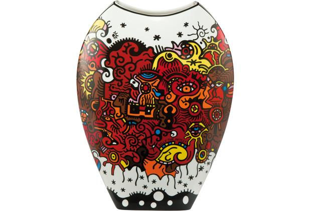"Goebel Vase Billy The Artist - \""Celebration Sunrise\"" 30,0 cm"