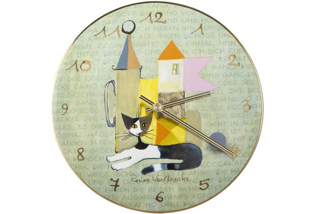 "Goebel Wanduhr Rosina Wachtmeister - \""La storia di Serafino\"" 5,0 cm"