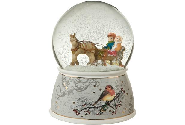 Goebel Weihnachten Ein Wintermärchen Auf dem Weg zum Weihnachtsmarkt