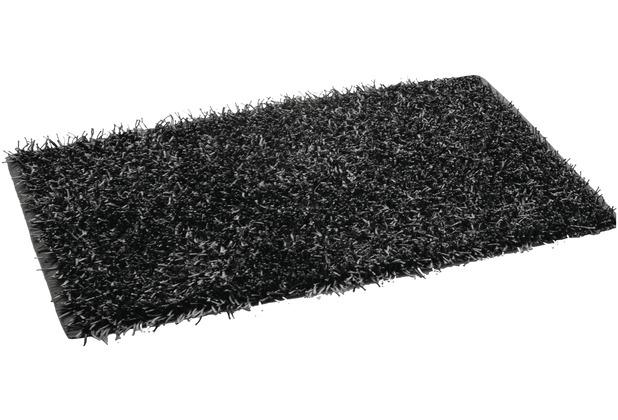 Gözze Allzweckteppich Shaggy Farbe schwarz 50 cm x 70 cm
