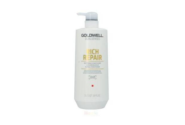 Goldwell Dual Senses Rich Repair Conditioner For Damaged Hair 1000 ml