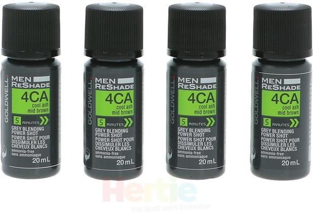 Goldwell Men ReShade 4CA 4x20ml 80 ml