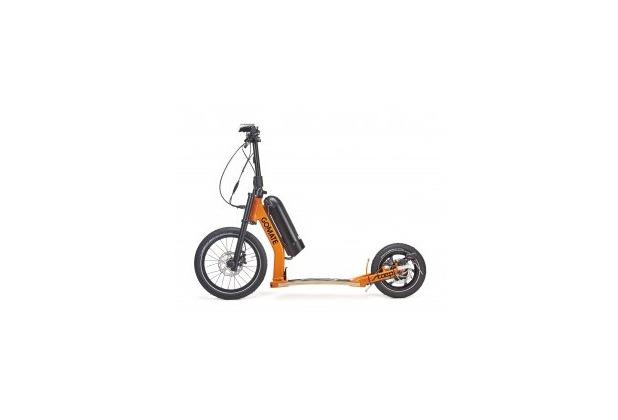 go!mate stæp ER1 EVO Offroad (StVZO) orange