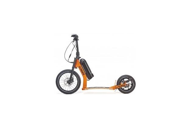 go!mate stæp ER1 EVO - (StVZO) orange