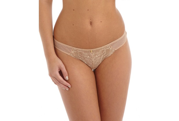 Gossard Everyday Lacey String Nude XS