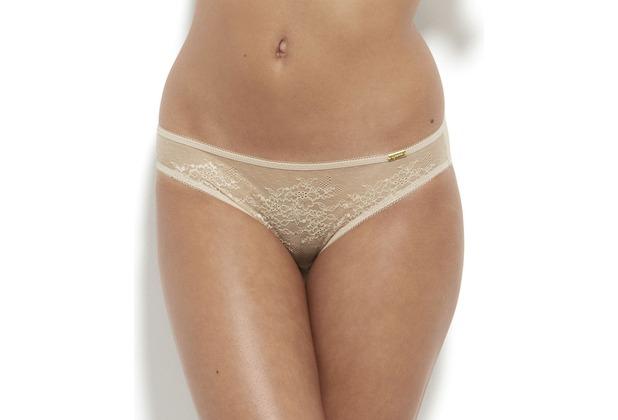 Gossard Glossies Lace Slip Nude L