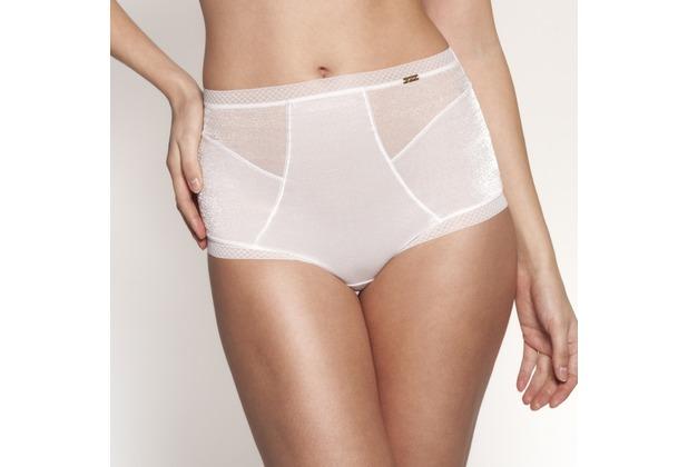 Gossard Glossies Miederhose White XS