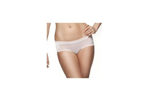 Gossard Glossies Short White L