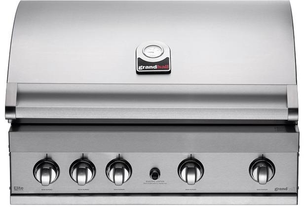 GrandHall Elite GTI4 In Built, 50 MB Edelstahl