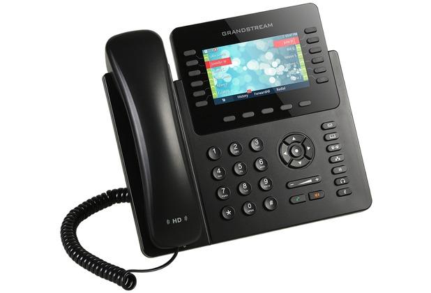 Grandstream GXP-2170 SIP Telefon, HD Audio, 6 SIP-Konten, 4,3\'\' Farbdisplay