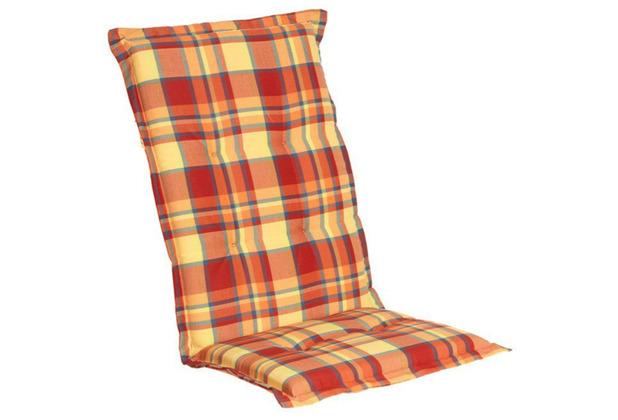 Grasekamp Auflage Sommmerfrisch Kissen Polster  Klapp-Sessel Stuhl Garten-Sessel Bunt