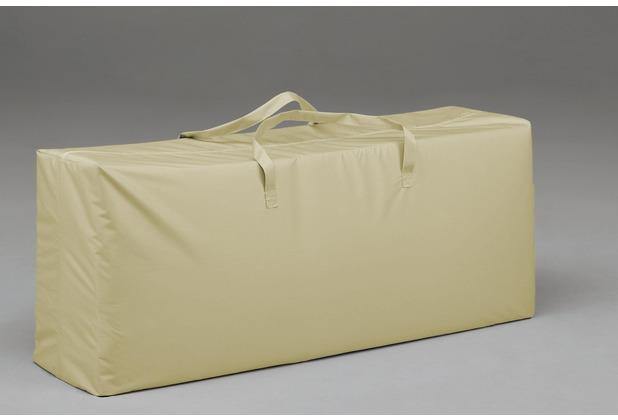 Grasekamp Kissentasche Schutztasche Tragetasche  für 4 Auflagen Beige