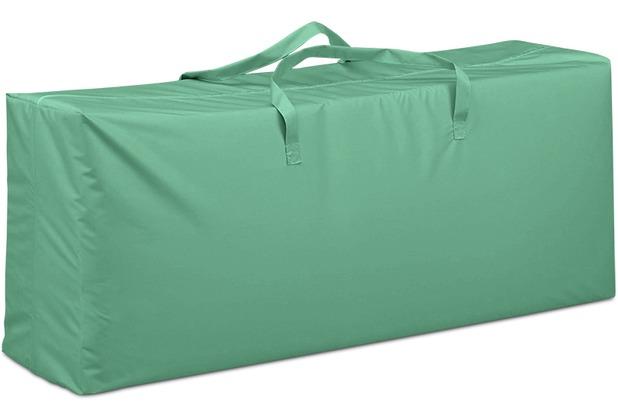 Grasekamp Kissentasche Schutztasche Tragetasche  für 4 Auflagen Grün
