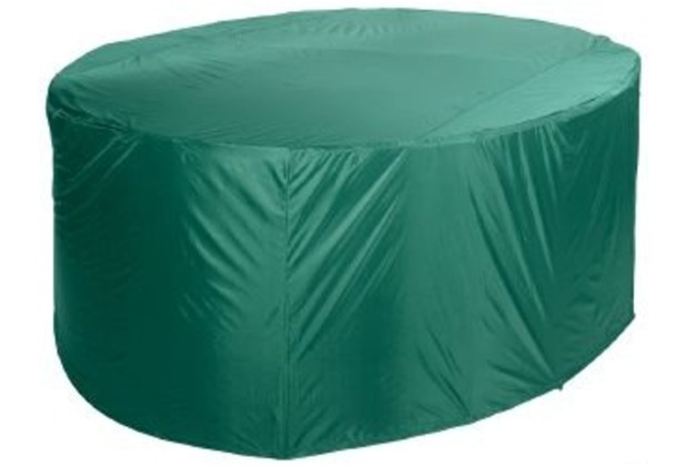 Grasekamp Schutzhülle für Sitzgruppe Ø 160cm Grün Grün
