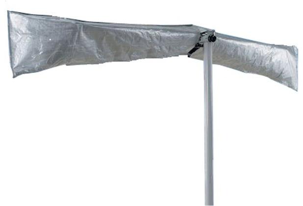 Grasekamp Schutzhülle Premium zu Standmarkise  Dubai Grau