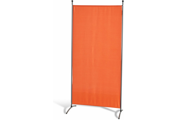 Grasekamp Stellwand 85 x 180 cm - Terrakotta -  Paravent Raumteiler Trennwand  Sichtschutz Terrakotta
