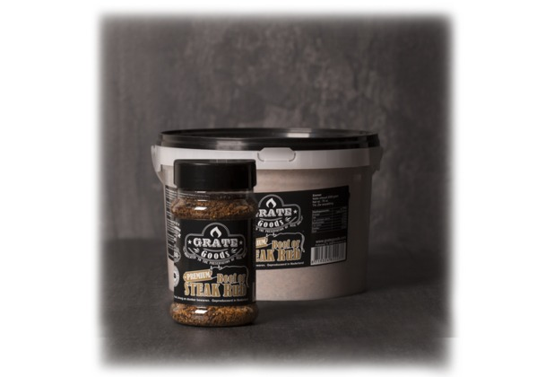 Grate Goods Beef or Steak Rub 180 gram