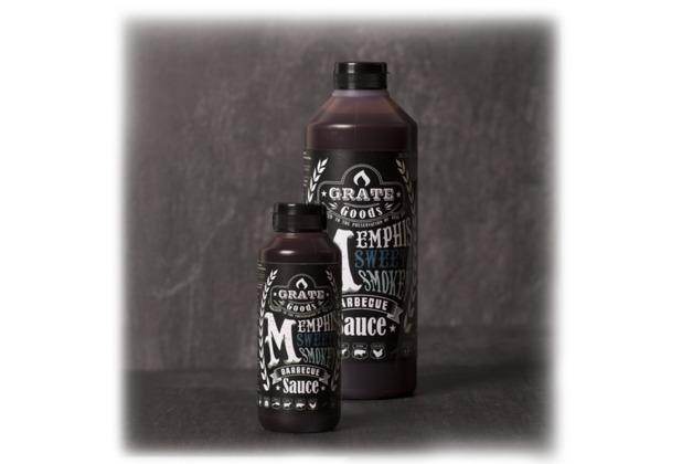 Grate Goods Memphis Sweet & Smokey Barbecue Sauce 775ml