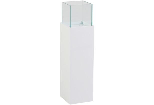 Greemotion Deko-Säule, Polyester/ Alu/ Glas, H 60cm