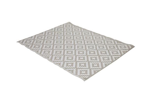 Greemotion Outdoorteppich, hellgrau, 200 x 0,5 x 150 cm
