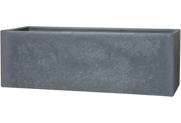 Greemotion Pflanzkasten Lea zement/grau 79x29 cm