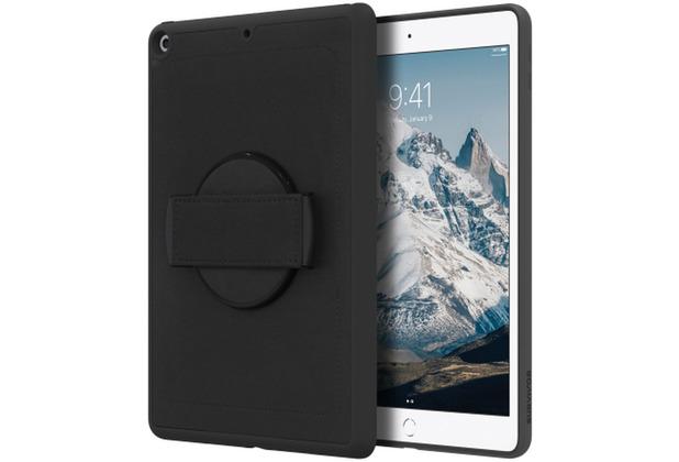 Griffin Survivor Air Strap 360 Case, Apple iPad 10,2 (2019), schwarz, GIPD-017-BLK