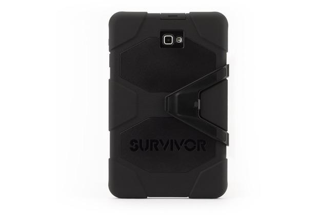 Griffin Survivor All Terrain Case - Samsung Galaxy Tab A 10.1 - schwarz