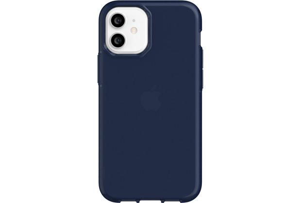 Griffin Survivor Clear Case, Apple iPhone 12 mini, navy, GIP-049-NVY