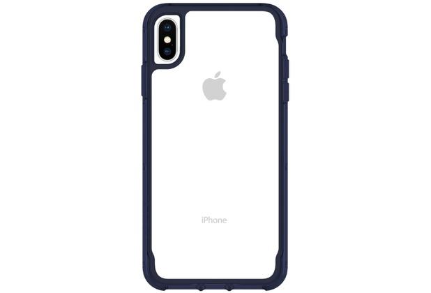 Griffin Survivor Clear Case, Apple iPhone XS Max, transparent/iris