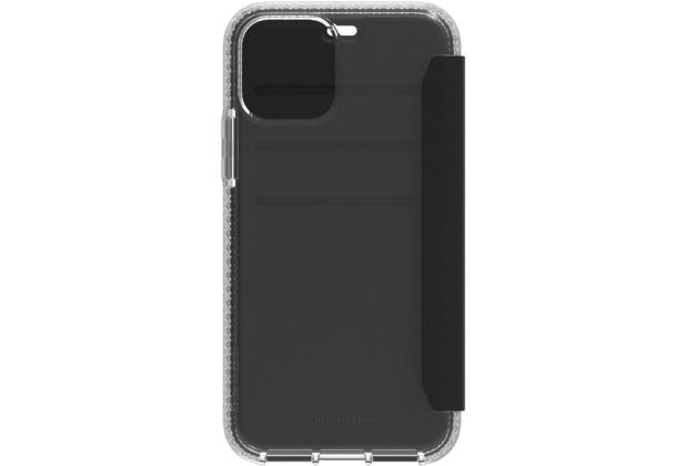 Griffin Survivor Clear Case, Wallet für Apple iPhone 11 Pro, schwarz/transparent, GIP-037-CLB